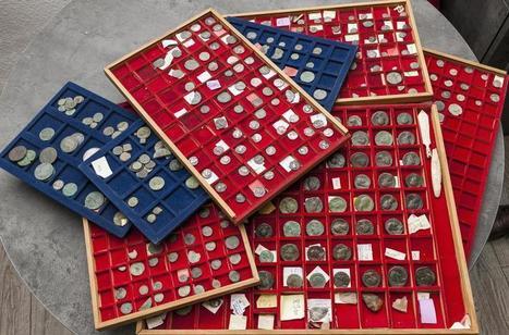 Il détenait des centaines de pièces antiques qu'il vendait illégalement sur le Bon Coin | Bibliothèque des sciences de l'Antiquité | Scoop.it