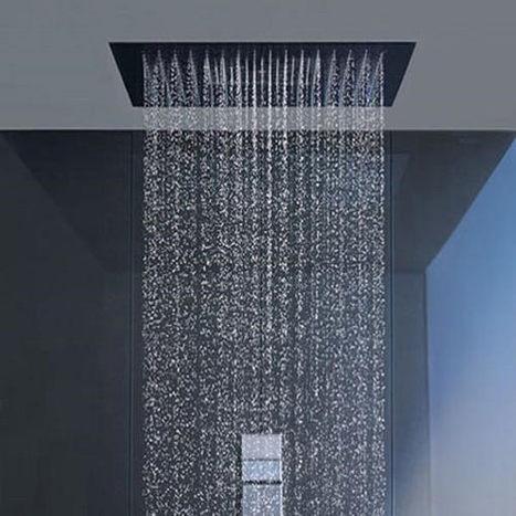 Elegant Bath Fittings For Outstanding Bathroom Interiors