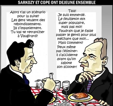 Copé affublé du rôle impopulaire savoure mal sa victoire | Baie d'humour | Scoop.it