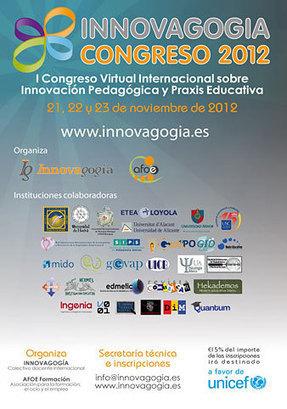 Expertos internacionales se dan cita desde hoy en INNOVAGOGÍA, un foro virtual de innovación pedagógica | DUPO | Educación a Distancia y TIC | Scoop.it