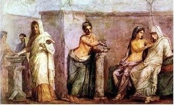 Matrimonio y divorcio en la Roma antigua | Arque Historia - La actualidad de la Historia | Sexualidad En La Epoca Romana | Scoop.it