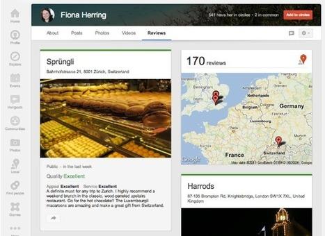 La nouvelle refonte des profils Google+ vous offre une plus grande photo de couverture | Réseaux Sociaux : tendances et pratiques | Scoop.it