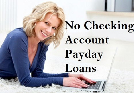 Loans Without Checking Account >> Installment Cash Loans Loans Without Checking Account