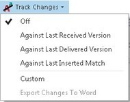 Translation Tribulations – Track changes in memoQ: misunderstandings and navigation (by Kevin Lossner) | Translator Tools | Scoop.it