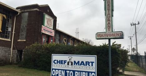 Factory of Nashville planned on Charlotte Avenue | History 101 | Scoop.it