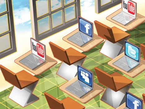 How Social Media is Changing the Education Industry | social networking & learning | Scoop.it