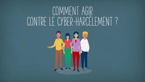 Les parents d'élèves luttent contre le cyber-harcèlement dans une série de vidéos - Politique - Numerama | Freewares | Scoop.it