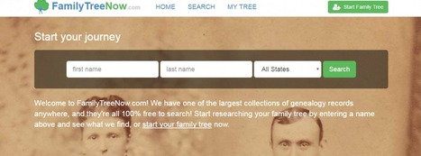 You've probably never heard of this creepy genealogy site. But it knows a lot about you.   WinTechSolutions   Scoop.it