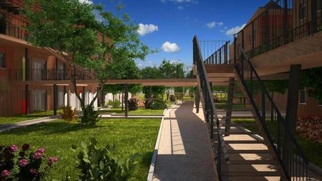 Ilot bois soleil programme immobilier neuf Toulouse | Toulouse : tout pour la maison | Scoop.it