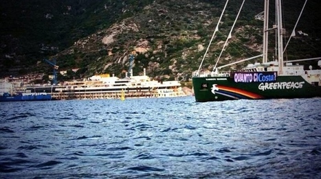La rimozione della Costa Concordia: diretta twitter delle operazioni ... - La Nazione | Social Media: tricks and platforms | Scoop.it