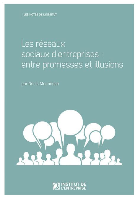 Les réseaux sociaux d'entreprises : entre promesses et illusions   transition digitale : RSE, community manager, collaboration   Scoop.it