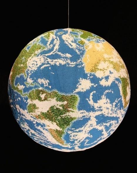 La Terre en allumettes | The Blog's Revue by OlivierSC | Scoop.it