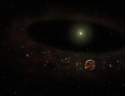 New study sheds new light on planet formation | A la recherche des extraterrestres | Scoop.it