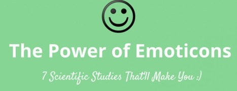 7 reasons to use emoticons in your writing and social media, according to science | Technology in Art And Education | Scoop.it