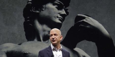 """Amazon, future librairie """"sociale""""   Le commerce à l'heure des médias sociaux   Scoop.it"""