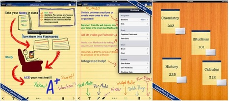 Apps in Education: Apps for Handwritten Notes | AppsinEducation | Scoop.it