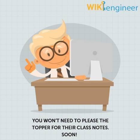 Wikiengineer - VTU notes free download, VTU e n