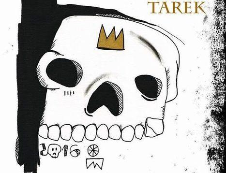 Vernissage TAREK Part 2 feat. BLOWM & MADDIN   Studio Longboard - Skateshop & Tonstudio in Hamburg   The art of Tarek   Scoop.it