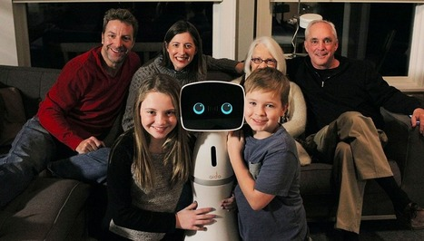 Aido: Your Next Generation Home Robot Is Here - SERIOUS WONDER | Design to Humanise | Scoop.it