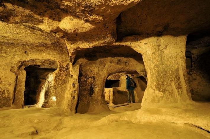 Hallan en Turquía una ciudad subterránea de unos 5.000 años de antigüedad   ABC (Paraguay)   Kiosque du monde : Asie   Scoop.it