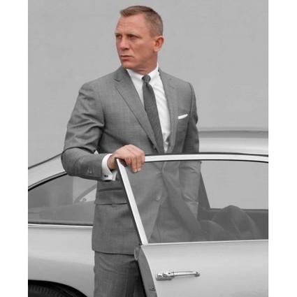 James Bond 007 Skyfall Gray Suit Men S Clothi