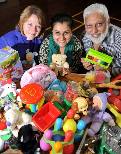10000 toys for children in Syria - ChristianToday | www.homeschoolsource.co.uk | Scoop.it