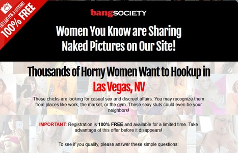 Can You Really Bang Girls On BangSociety.com? We Doubt It, Here's Why
