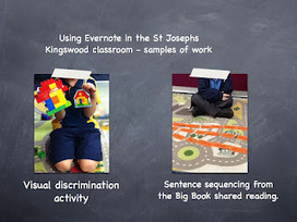Learning and Teaching with iPads: Evernote - digital portfolios in our schools | McKenzie S Project Research | Scoop.it