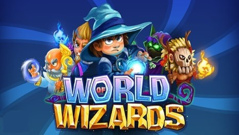 Download World Of Wizards APK 1 2 1 Mod Money f