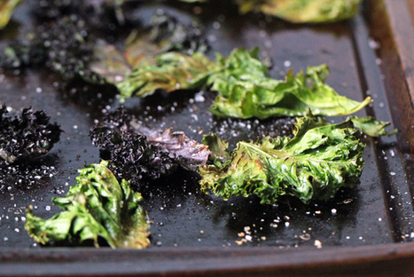"""Baked Kale """"Chips""""   Recipes   Scoop.it"""