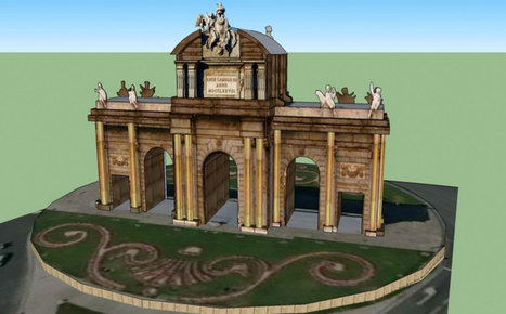 Paso a paso: SketchUp, software de diseño y modelado 3D - Educación 3.0 | Realidad Aumentada en educación | Scoop.it