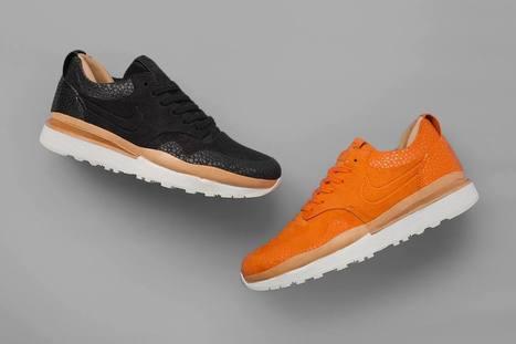 san francisco 9a369 b4b34 Nike sort une version luxueuse de la Air Safari - Mula
