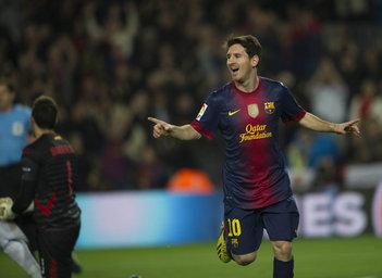 Barça-Zaragoza: 3-1 Messi no tiene 'jet lag' | FCBarcelona | Scoop.it