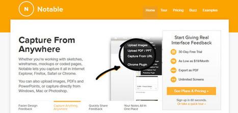 10 outils pour avoir du feedback créatif et client | WebdesignerTrends - Ressources utiles pour le webdesign, actus du web, sélection de sites et de tutoriels | Boîte à outils du Web | Scoop.it