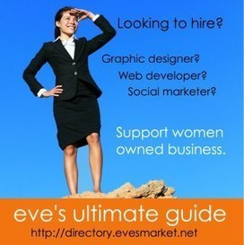Project Eve - a global community of women helping women | those cool geeky girls | Scoop.it