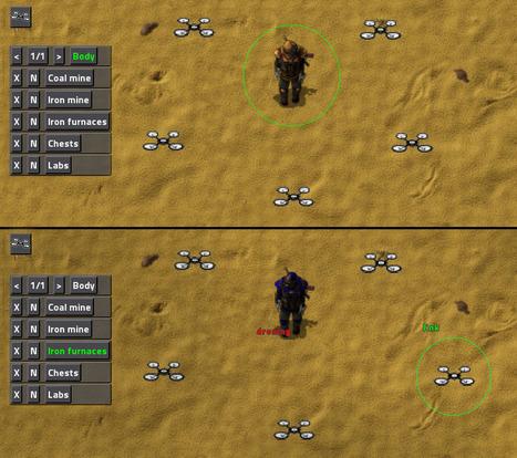 Drones Mod for Factorio - Factorio Mods   facto