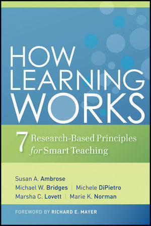 Cómo aprenden los estudiantes: siete principios para un óptimo aprendizaje | TIC JSL | Scoop.it
