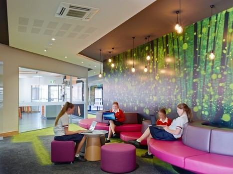 How to plan and create true flexible learning spaces | Anytime Anywhere Learning | Scoop.it