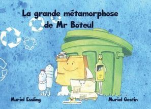 La grande métamorphose de Mr Boteul - Extrait | FLE enfants | Scoop.it