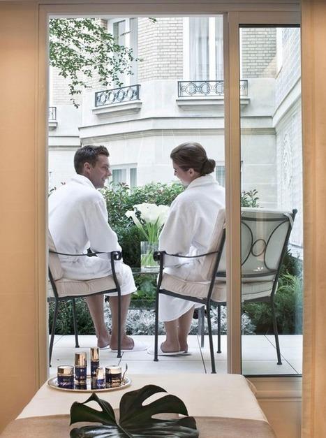 Les 5 Spas incontournables en France   Les voies du luxe   Scoop.it