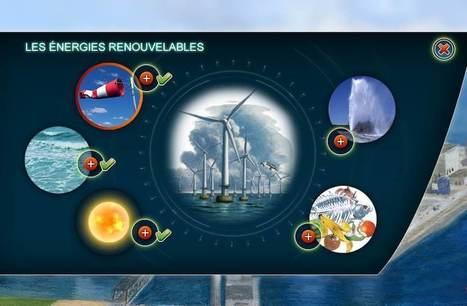 Les gestes responsables et Les énergies renouvelables : deux nouveaux serious games éducatifs - Ludovia Magazine | Innovating serious games | Scoop.it