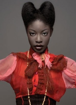 5 Opinions for Elegant Black Afro Hairstyles for Women   Hair Summary   Hairstyle   Scoop.it