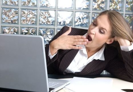 7 weird reasons you're tired all the time | Troy West's Radio Show Prep | Scoop.it
