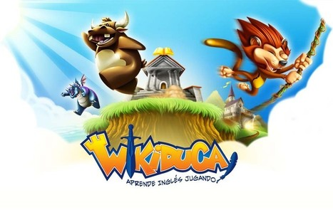 Wikiduca, learning vocabulary through videogames | Resources and Tools for EFL Teachers | Scoop.it