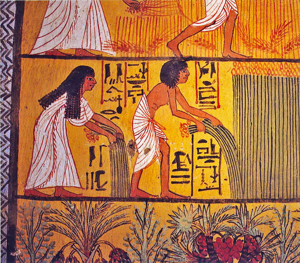 creation stories of egyptian mesopotamia Like other creation myths, egypt's is complex and offers several versions of how the world unfoldedthe ancient egyptians believed that the basic principles of life, nature and society were determined by the gods at the creation of the world.