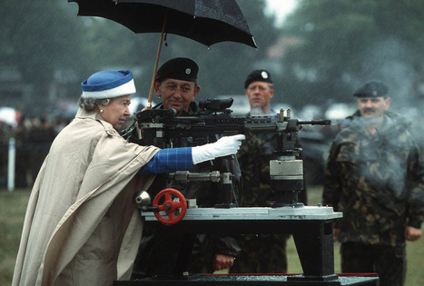 11 badass facts about the Queen that might surprise you | Prozac Moments | Scoop.it