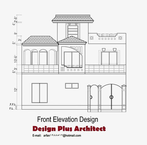 Civil Technology   Architecture Design   Home Plans In Pakistan