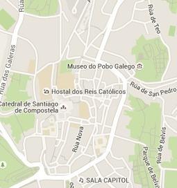 Audioguías - Web Oficial de Turismo de Santiago de Compostela y sus Alrededores | Jugando con la Historia | Scoop.it