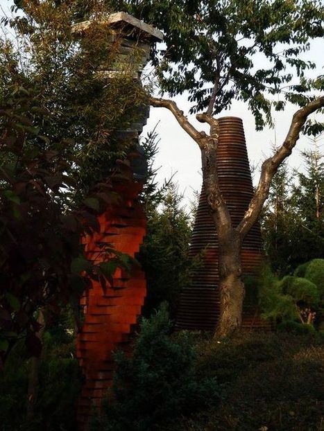 """Tower Garden"" by Tomasz Domanski 
