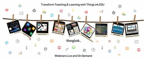 ThingLink Live and On Demand | Cool Tools for Multimedia | Scoop.it